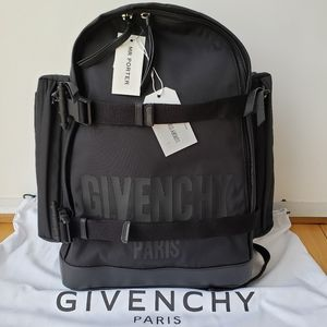 $1695 Givenchy Canvas Leather Backpack Mr. Porter